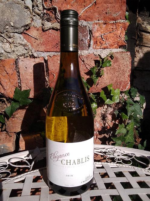 Chablis, Burgundy - France