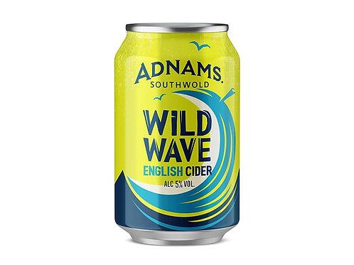 Adnams Wild Wave Cider 5% 330ml 12pk