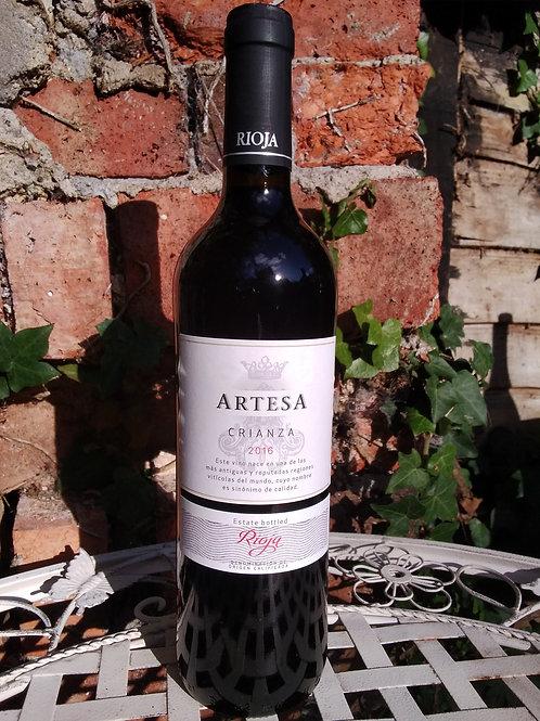 Rioja Crianza  - Crafty Choice