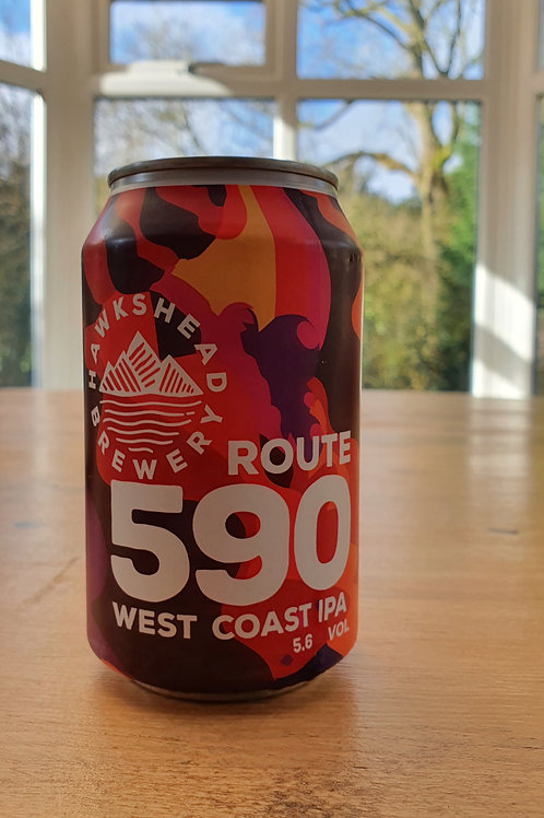 Hawkshead 'Route 590' West Coast IPA