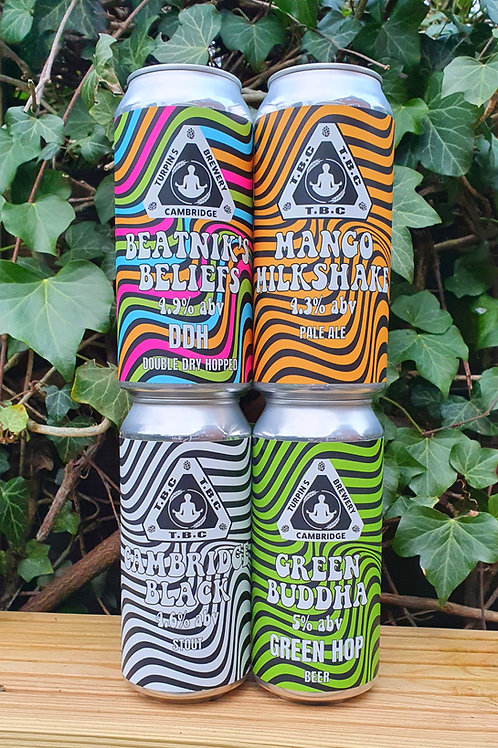 Turpin's Brewery 440ml cans