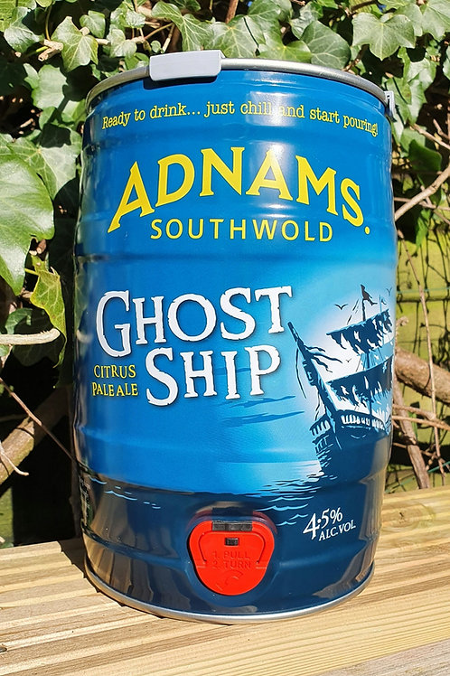 Adnams Ghost Ship 5L Mini-Keg