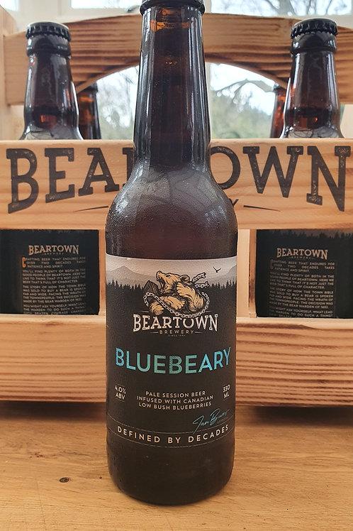 Beartown 'Bluebeary' 330ml bottle