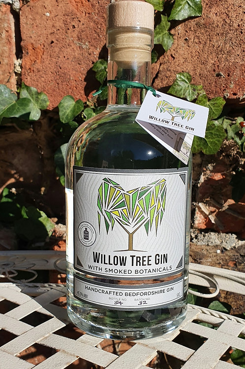 Willow Tree Gin 50cl bottle