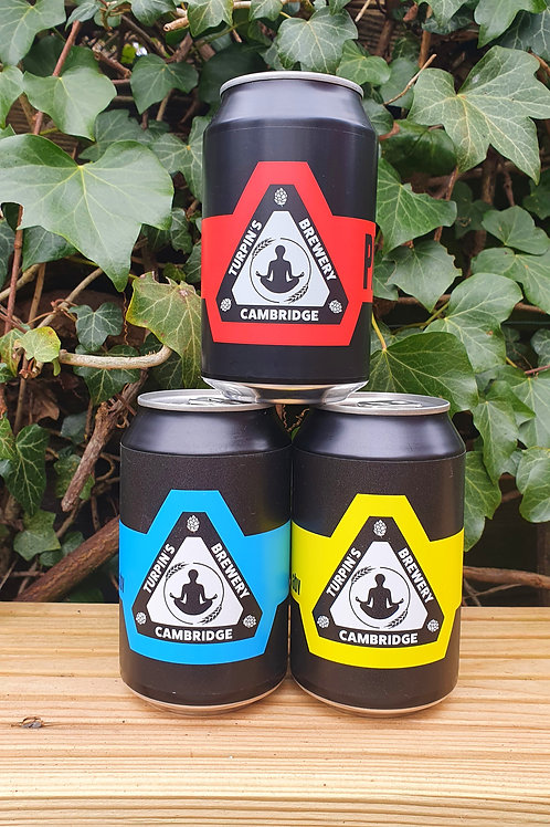 Turpin's Brewery 330ml cans