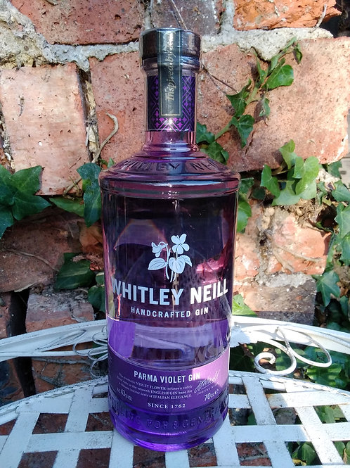 Whitley Neill Parma Violet 70cl