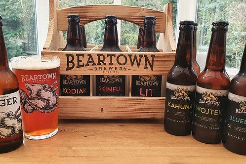 Beartown Brewery 'Mixed Dozen'