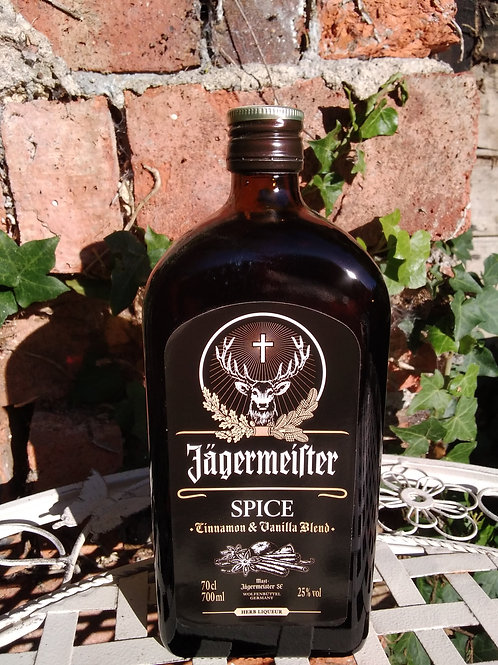 Jagermeister 'Spice' 70cl