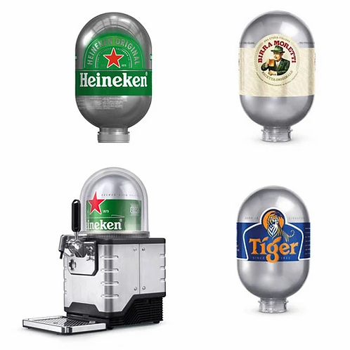 Blade Keg 8L - Various brands available