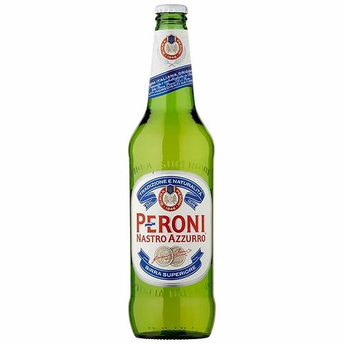 Peroni Nastro Azzurro 5.1% 330ml bottle 24 pk