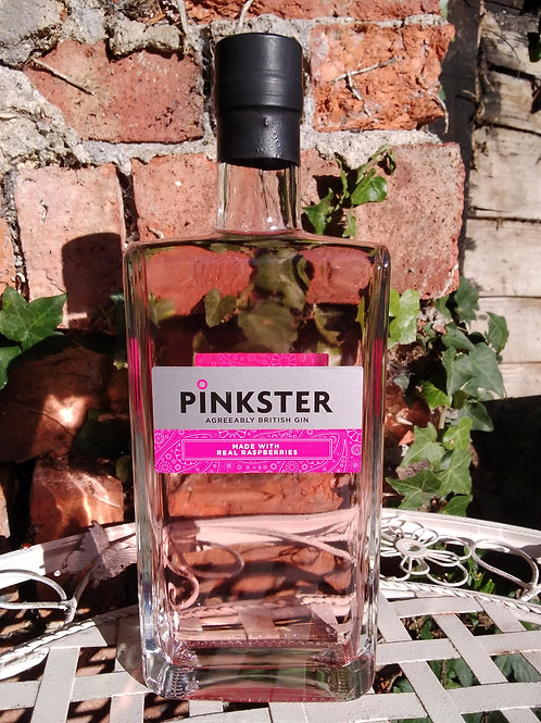 Pinkster Premium Gin 70cl