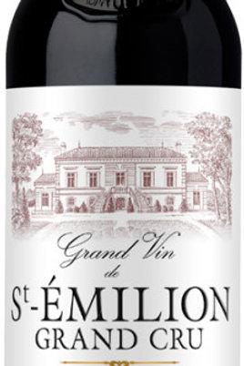 Saint-Emilion Grand Cru, Bordeaux