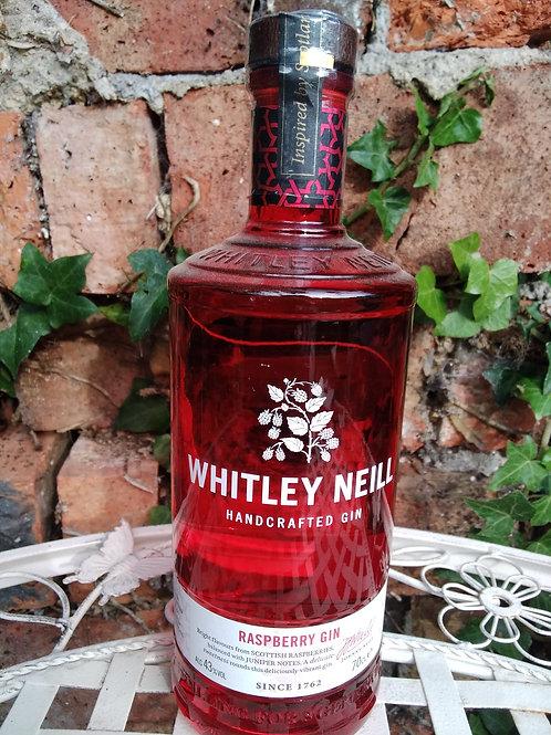 Whitley Neill Raspberry 70cl