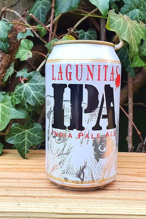 Lagunitas IPA 6.2% 330ml can