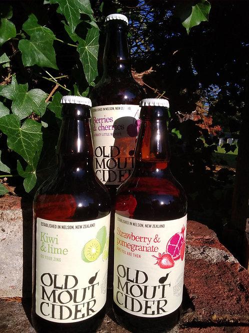 Old Mout Ciders 4% 500ml Bottles