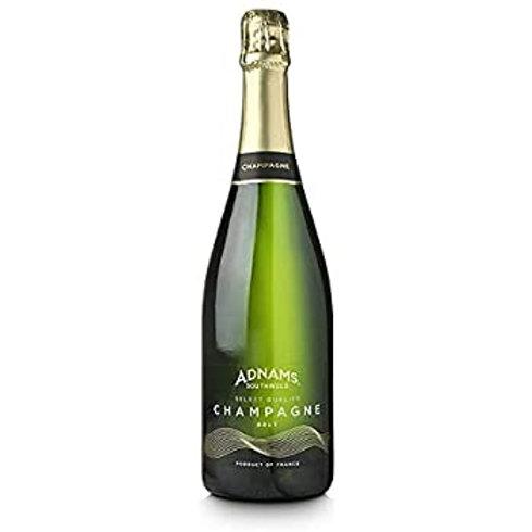 Champagne Brut 75cl, Adnams - France