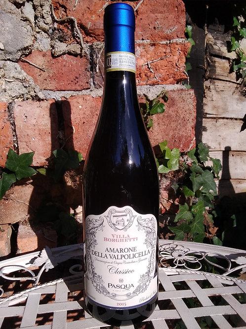 Amarone Valpolicella Classico DOC  - Villa Borghetti, Italy