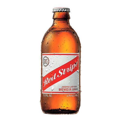 Red Stripe 330ml stubby bottle 12pk