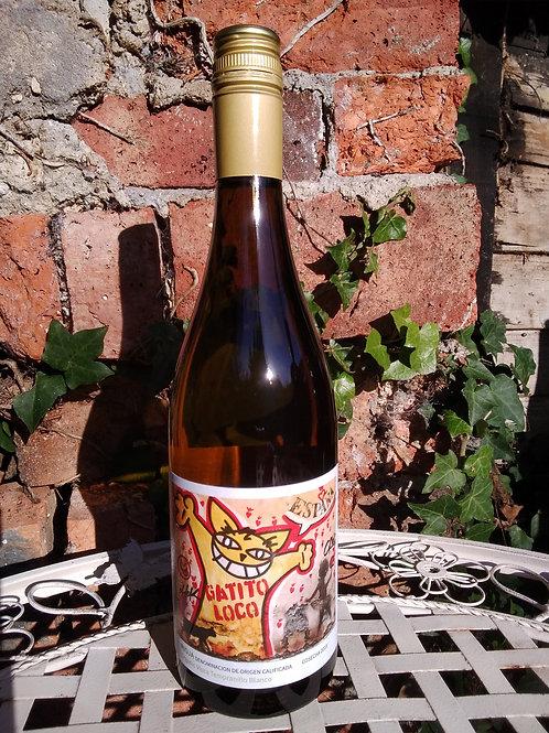 Rioja Blanco - Gatito Loco Organic Vegan, Spain