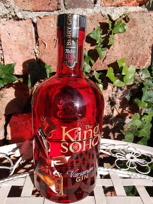 King of Soho Pink-Berry Gin