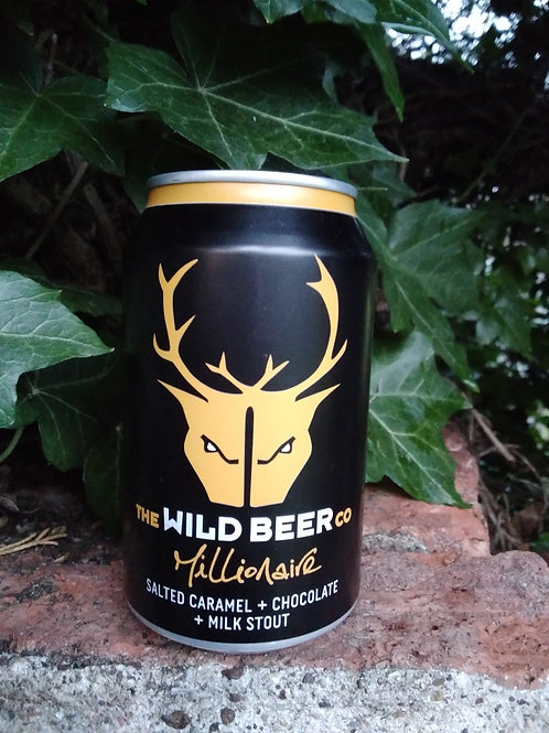 Wild Beer Co 'Millionaire' 330ml can