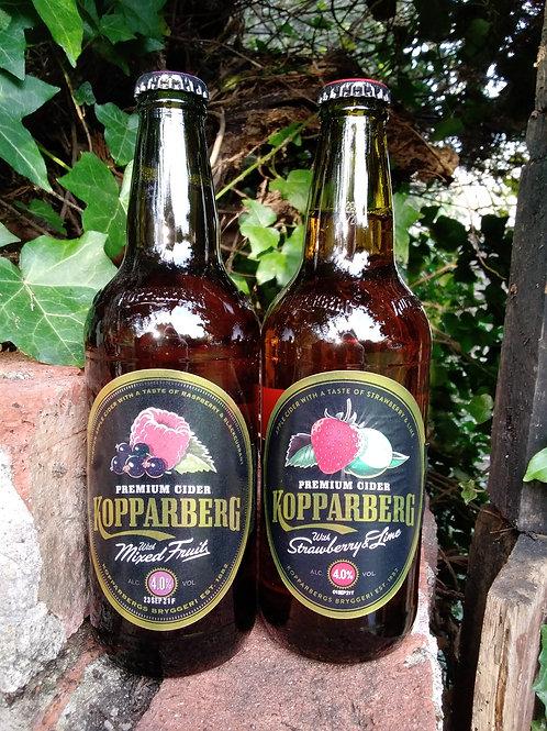 Kopparberg Fruit Ciders 500ml 15pk - 2 flavours