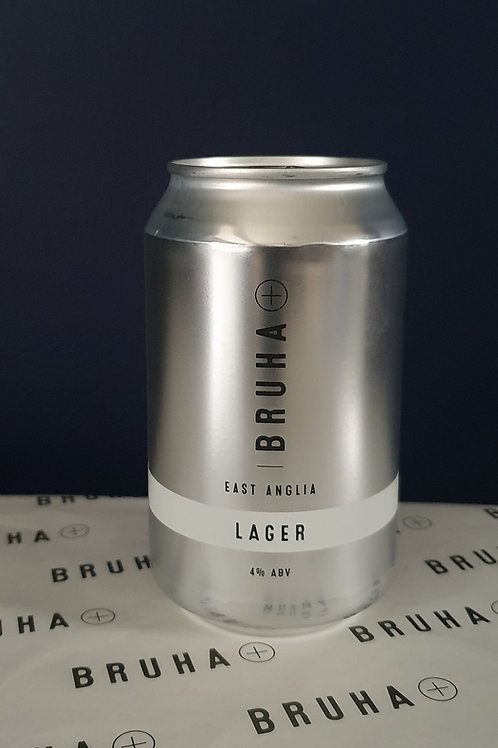 Bruha Lager 330ml can