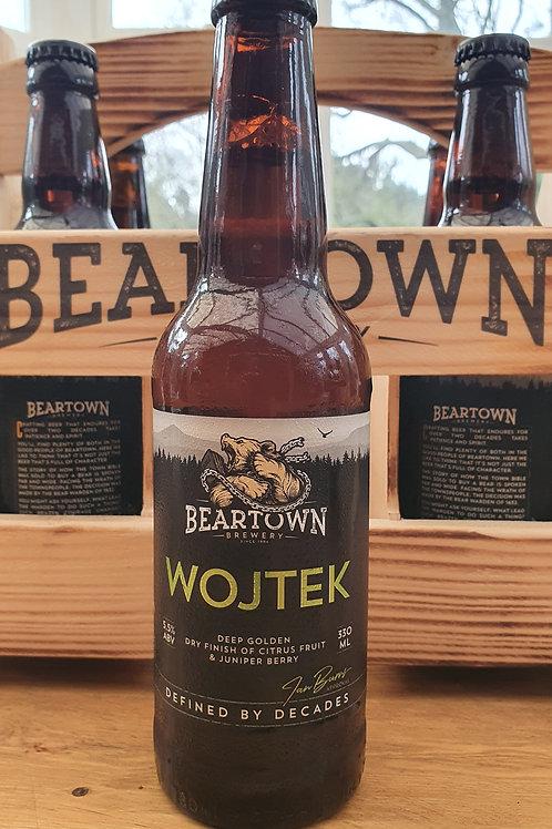 Beartown 'Wojtek' 330ml bottle