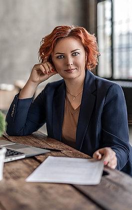 Татьяна Шавырина - 1 консультация