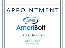 Appointment for Ameribolt