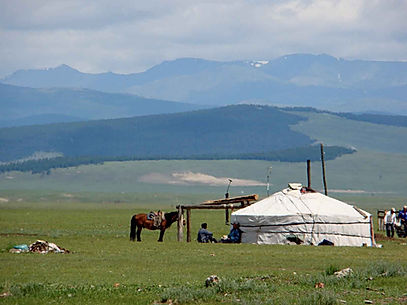 voyage mongolie. yourte.
