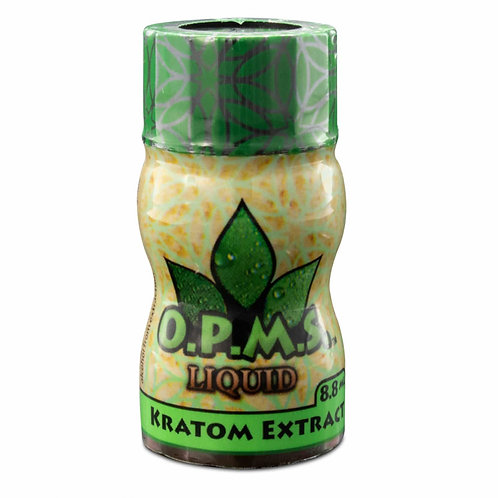 O.P.M.S. Kratom Gold Concentrate Shot