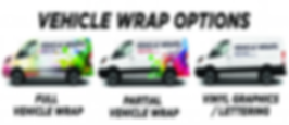 Commercial Wrap Options
