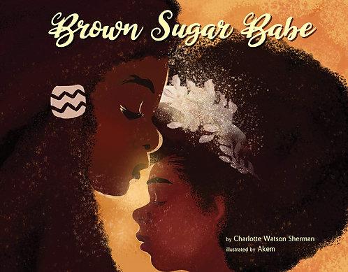 Brown Sugar Babe (Hardcover)
