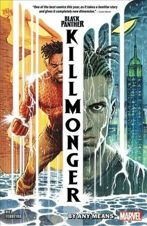 Black Panther Killmonger