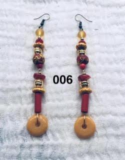 Mariama in Ghana Earrings 006