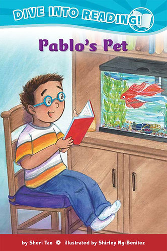 Pablo's Pet (Dive Into Reading, Emergent)