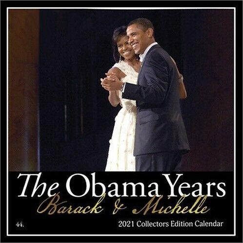 The Obama Years 2021 Calendar
