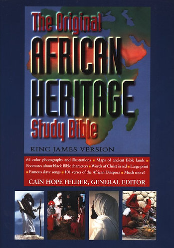 African Heritage Study Bible: King James Version