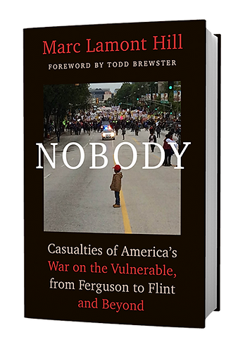 Nobody: Casualties of America's War on the Vulnerable, from Ferguson to Flint an