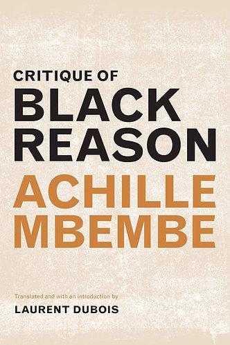 Critique Of Black Reason