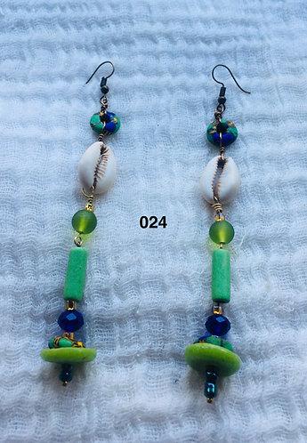 Mariama in Ghana Earrings 024