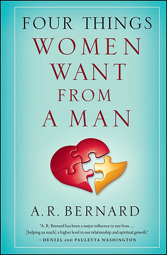 Four Things Women Want From A Man (Paperback)