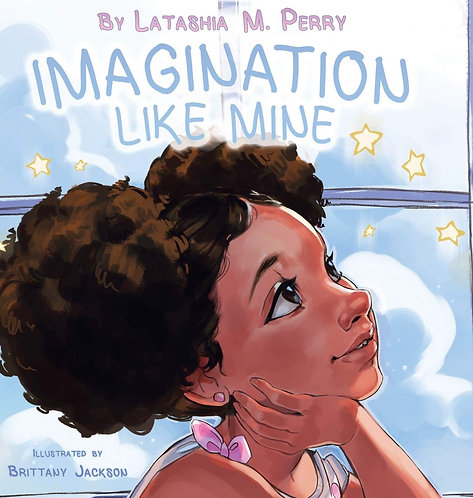 Imagination Like Mine (Kids Like Mine #3 - Hardcover)