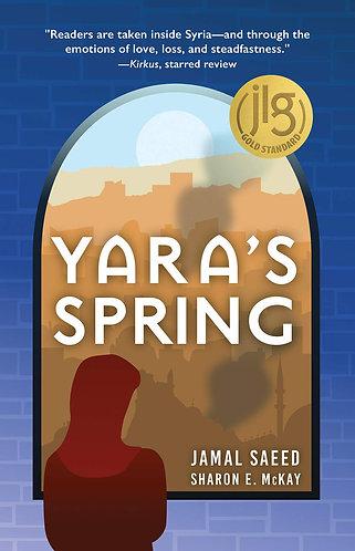 Yara's Spring (Paperback)