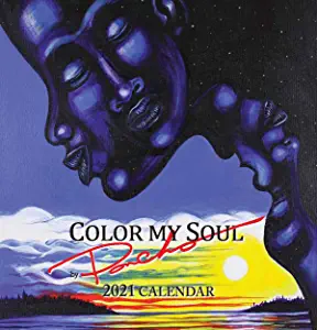 Color of My Soul 2021 calendar