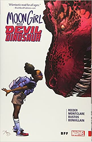 Moon Girl and Devil Dinosaur: Cosmic Cooties