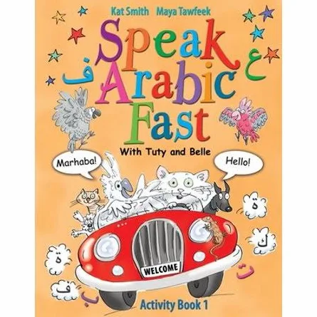 Speak Arabic Fast - Activity Book 1