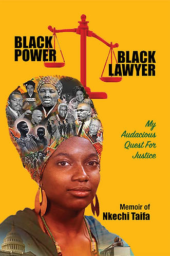 Black Power Black Lawyer: My Audacious Quest for Justice (hardback)