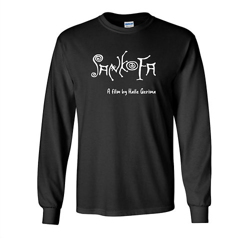 """Sankofa A film by Haile Gerima"" Shirt"